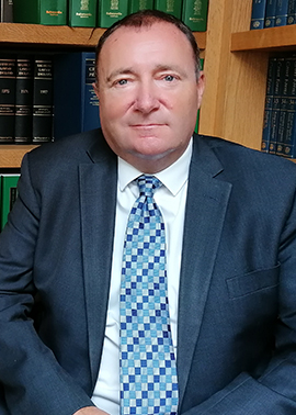 Alex Blair, Partner, Walters & Barbary Solicitors, Camborne, Cornwall
