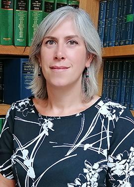 Maria Masi, Legal Executive, Walters & Barbary Solicitors, Camborne, Cornwall
