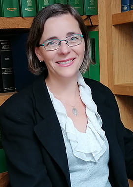 Teresa Blenard, Partner, Walters & Barbary Solicitors, Camborne, Cornwall