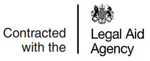 Contracted with the Legal Aid Agency